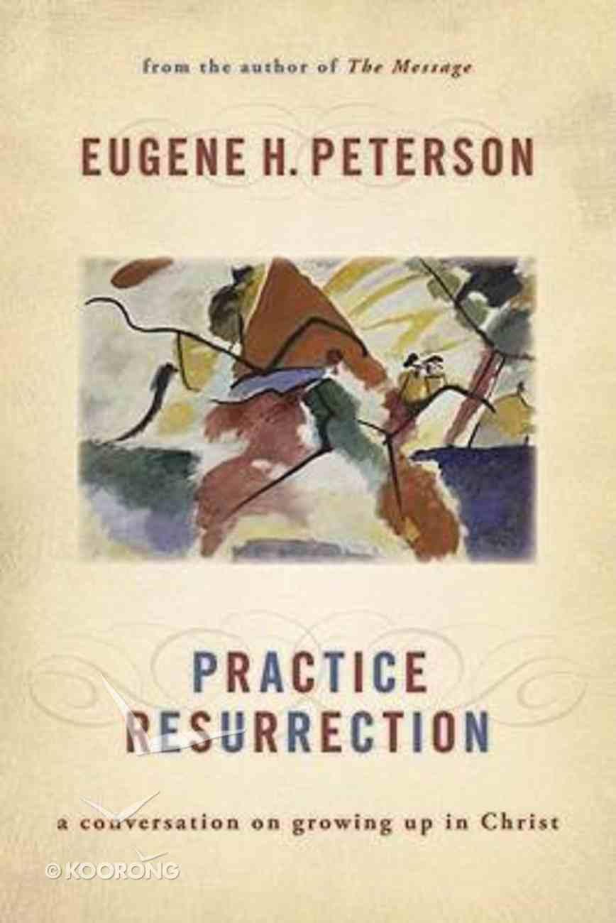 Practise Resurrection (Unabridged, 8 Cds) CD