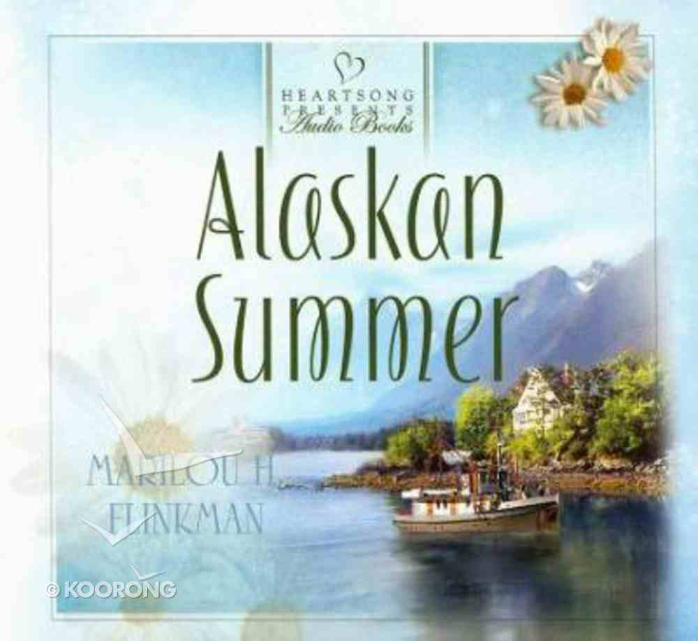 Alaskan Summer (4 CDS) (#654 in Heartsong Series) CD