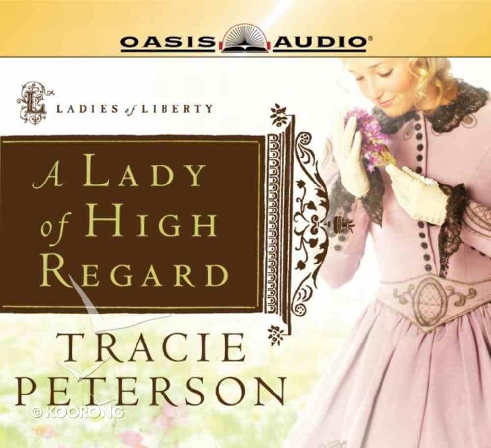 A Lady of High Regard CD