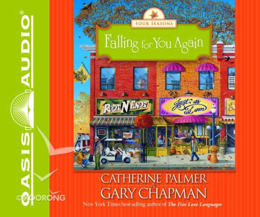 Falling For You Again (Unabridged, 8 CDS) (#03 in Four Seasons Audio Series) CD