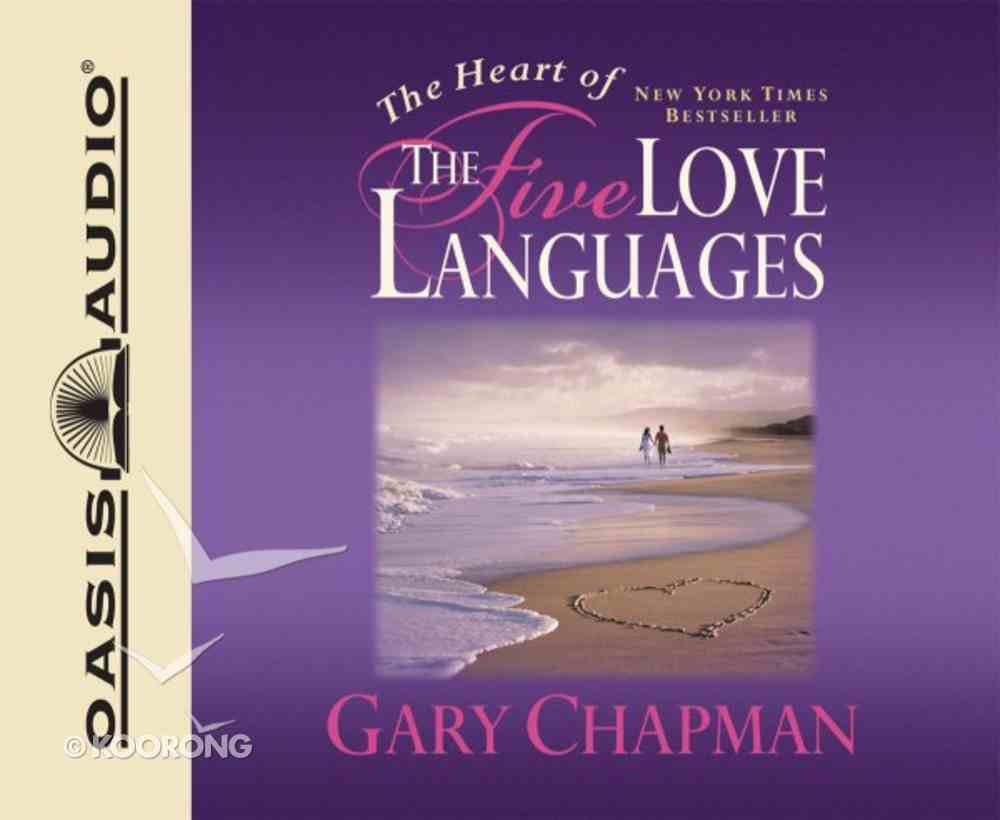 The Heart of the Five Love Languages (1 Cd) CD