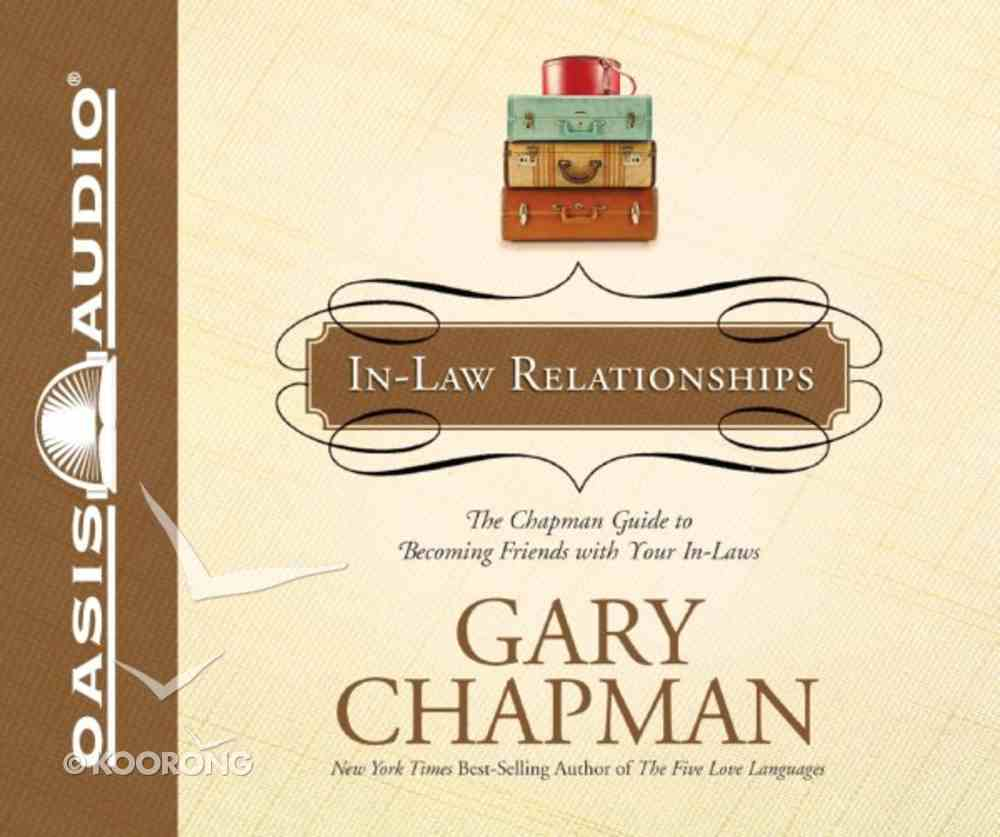 In-Law Relationships (2 Cds) CD
