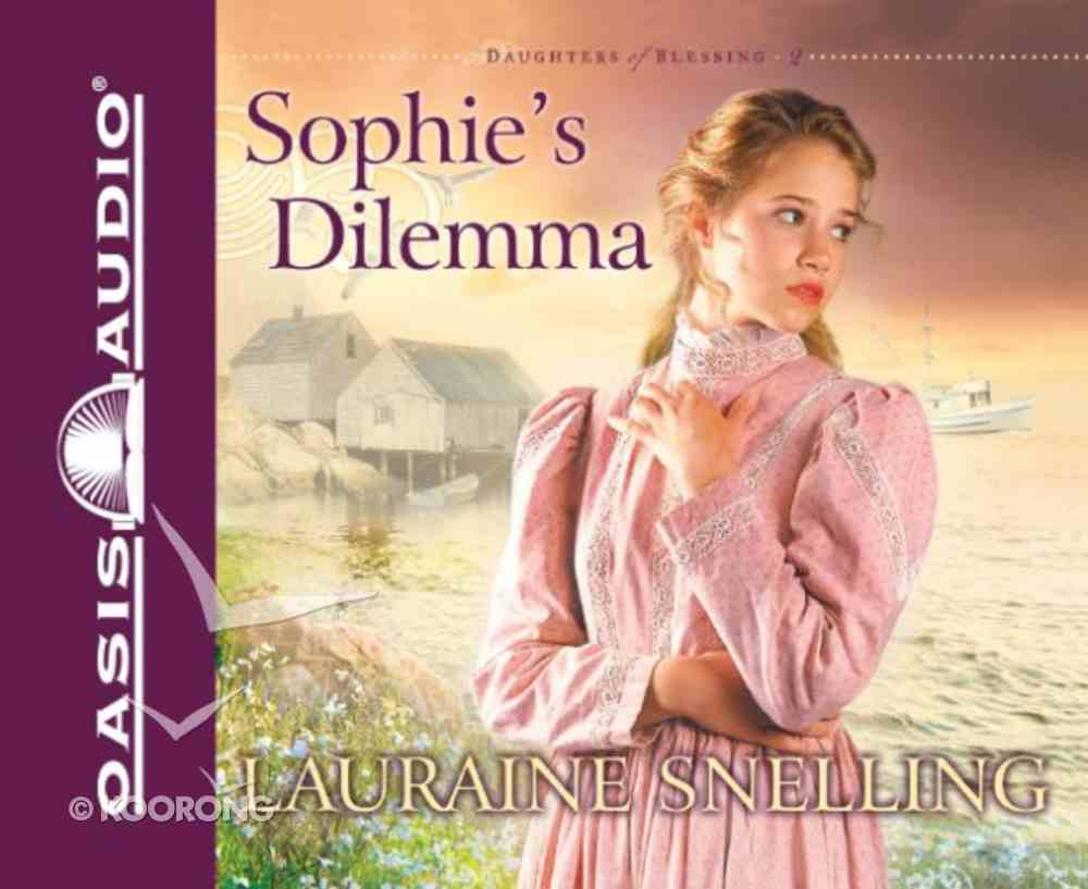 Sophie's Dilemma (7 CDS) (#02 in Daughters Of Blessing Audio Series) CD