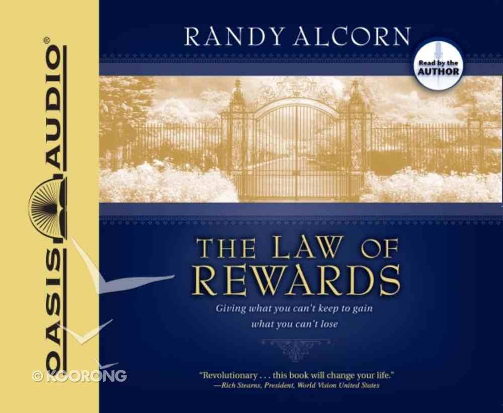 Law of Rewards, the 3 CDS (Unabridged) CD