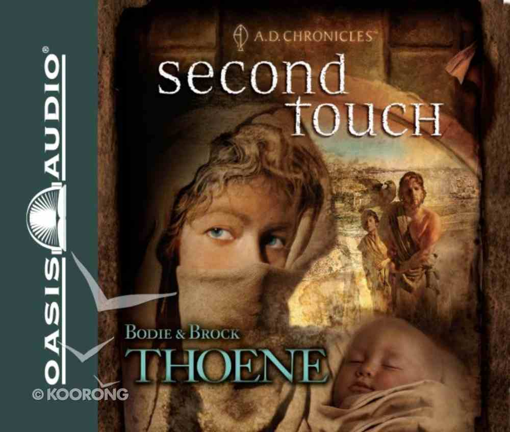Second Touch 13 CDS (Unabridged) (#02 in A.d. Chronicles Series) CD