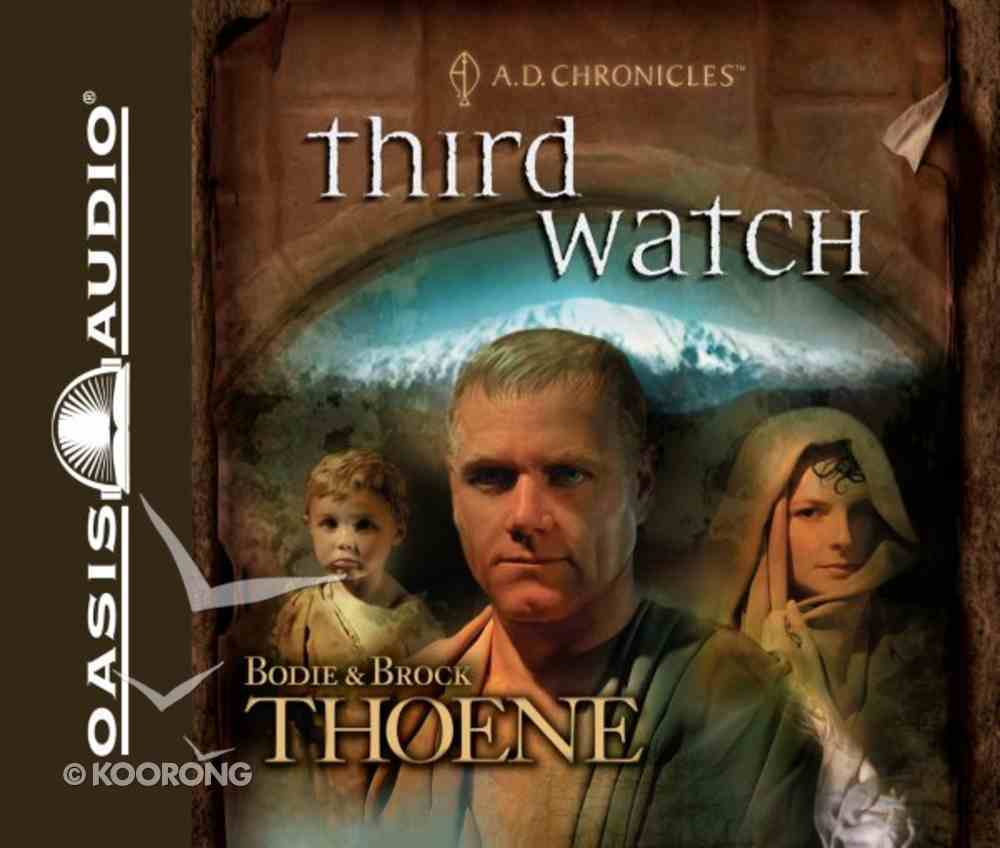 Third Watch 14 CDS (Unabridged) (#03 in A.d. Chronicles Series) CD
