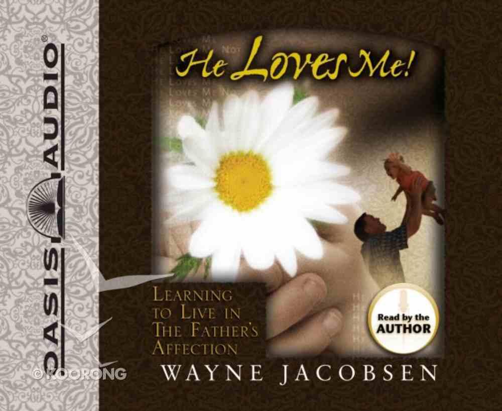 He Loves Me (5 Cds) CD