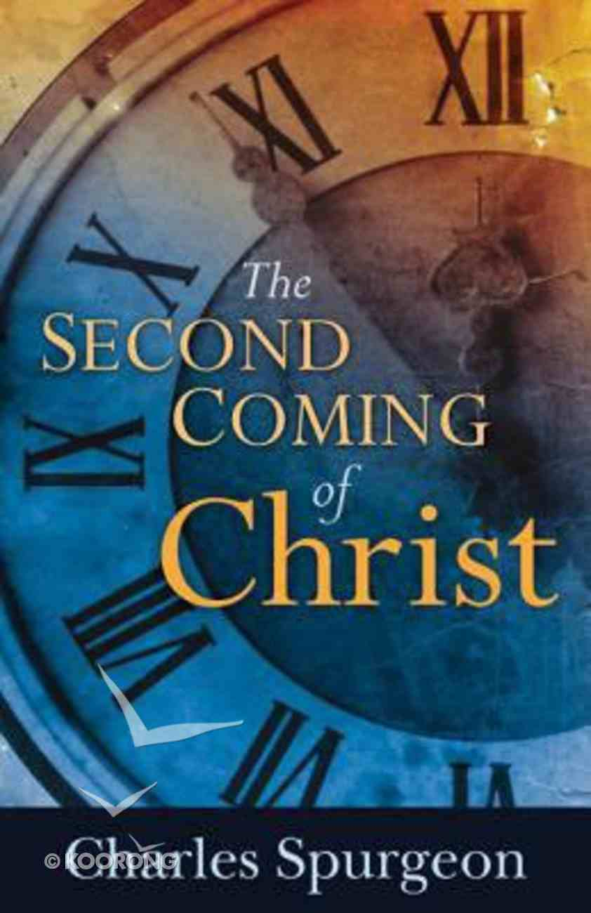 Second Coming of Christ Paperback