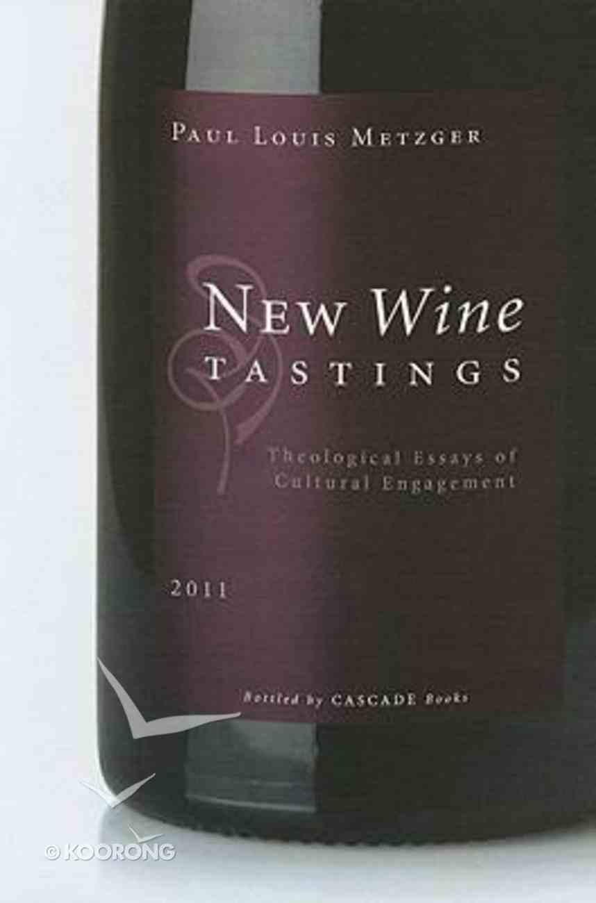 New Wine Tastings Paperback