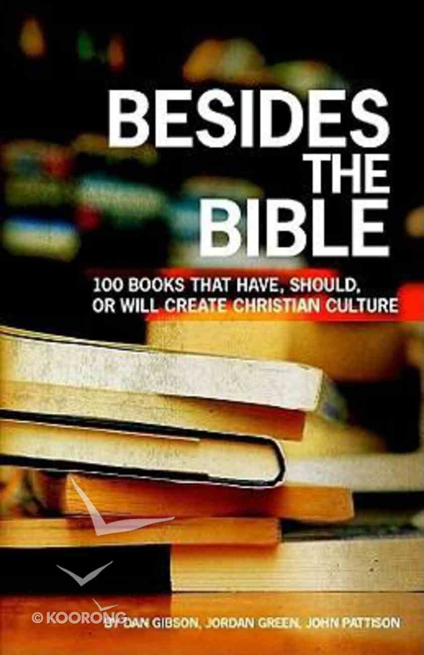 Besides the Bible Paperback