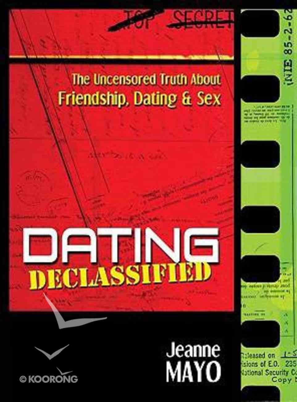 Dating Declassified Paperback