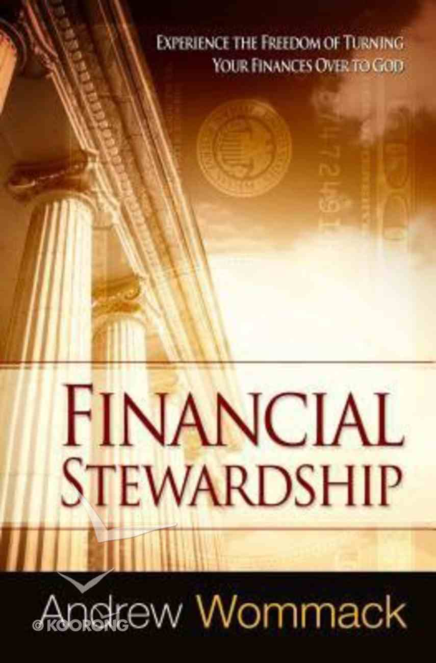Financial Stewardship Paperback