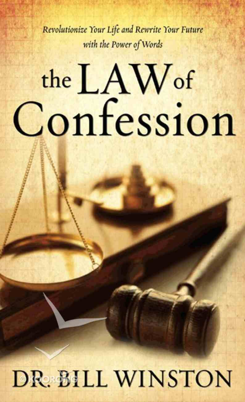 Law of Confession Paperback