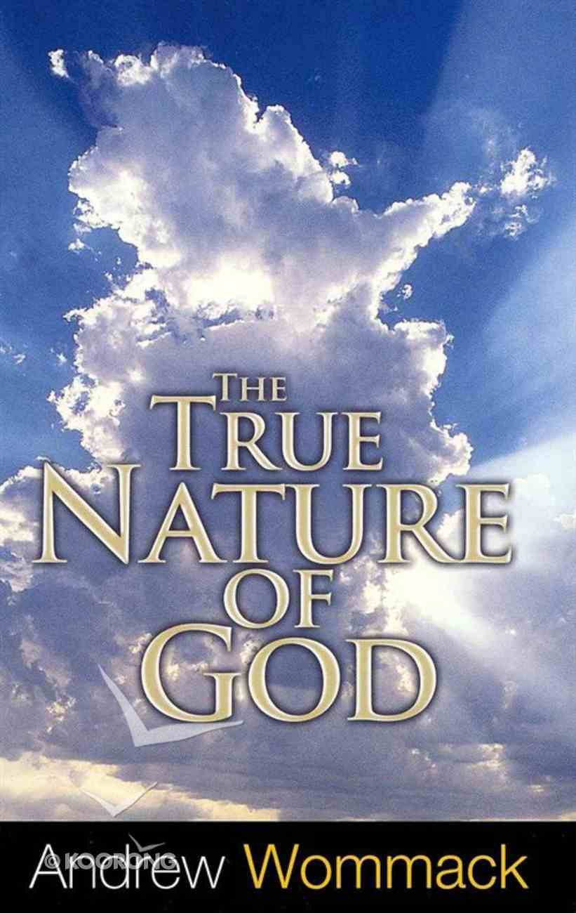 The True Nature of God Paperback