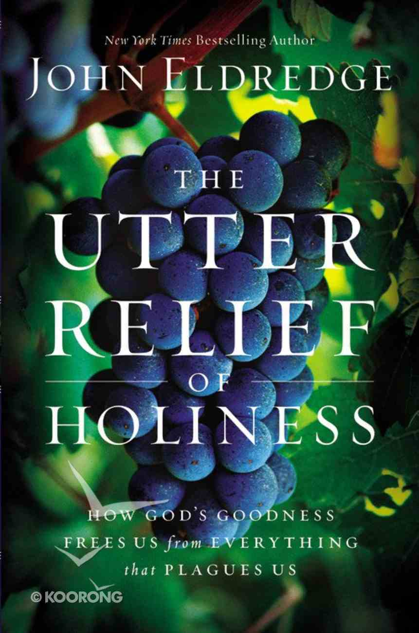The Utter Relief of Holiness (Unabridged 4cds) CD