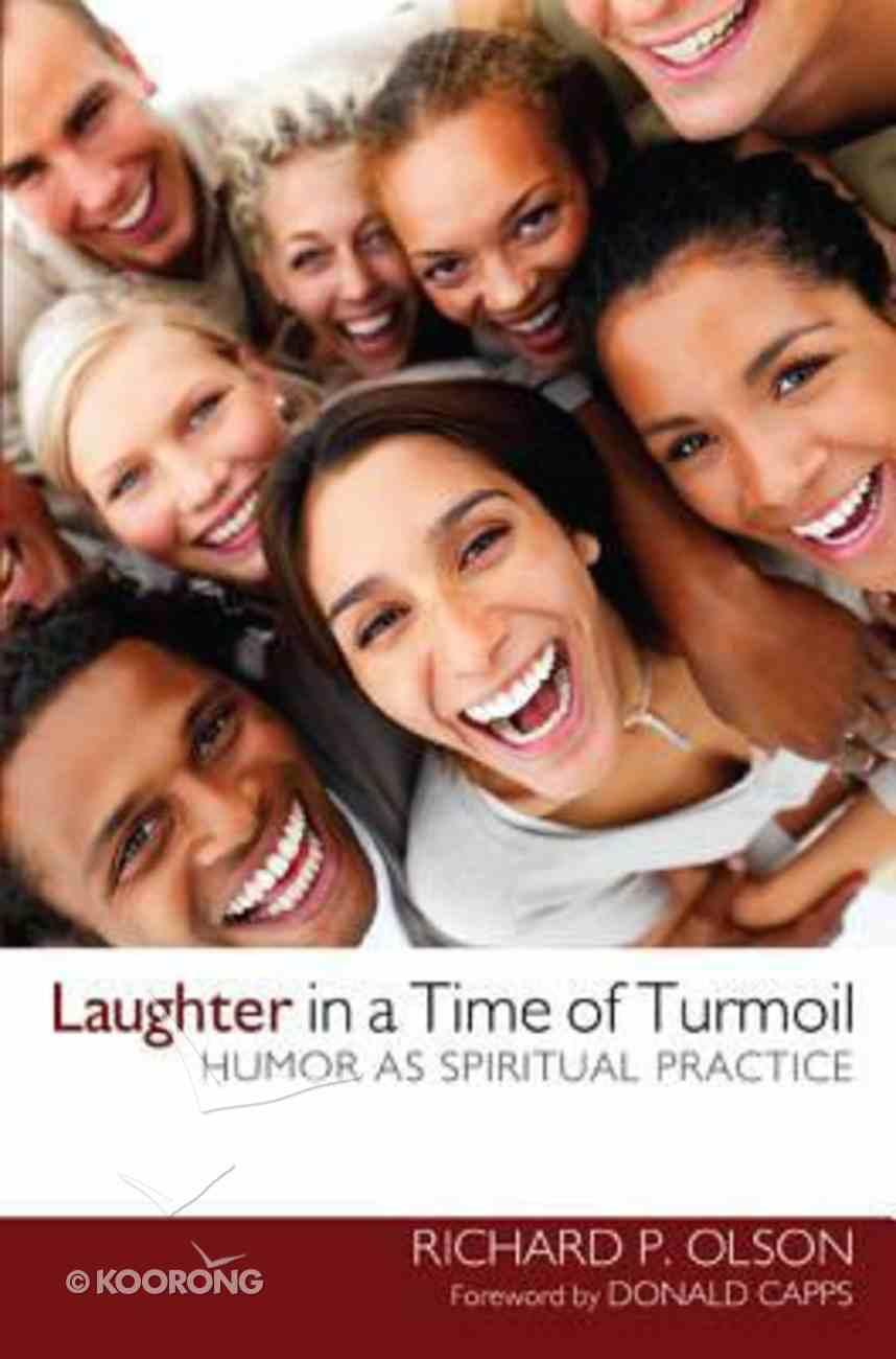 Laughter in a Time of Turmoil Hardback