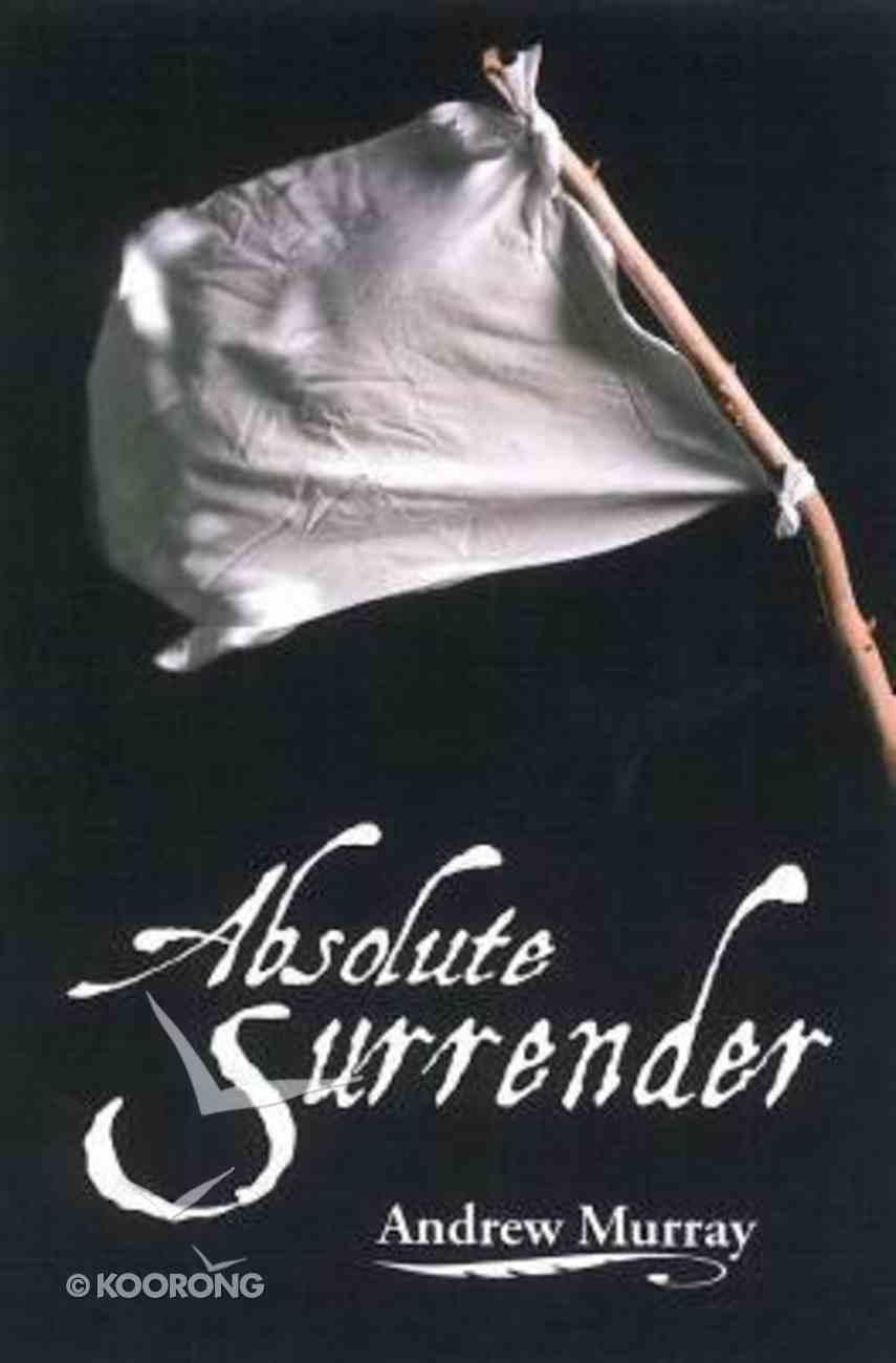 Absolute Surrender Paperback