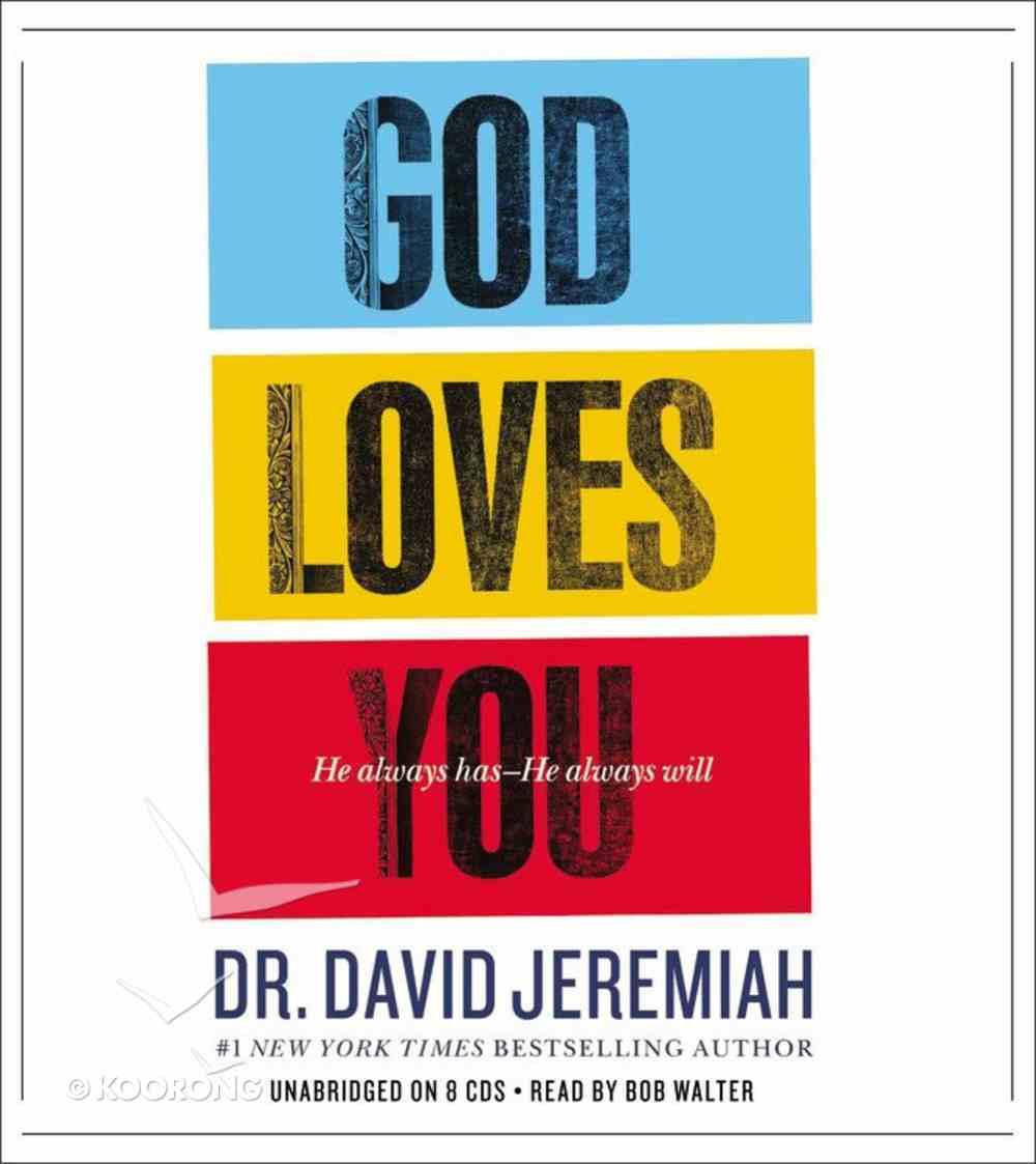 God Loves You CD