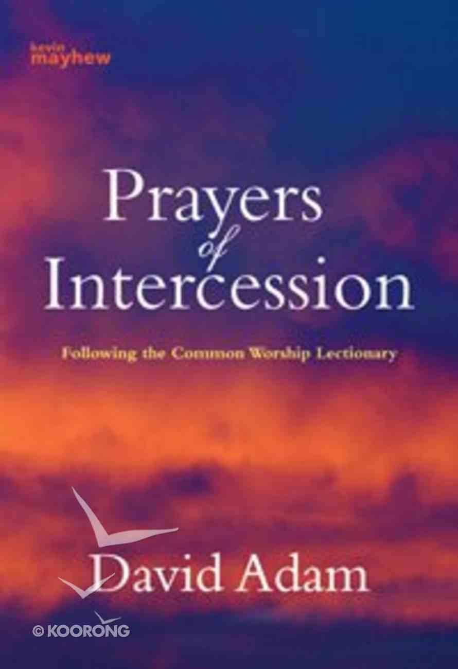 Prayers of Intercession Paperback