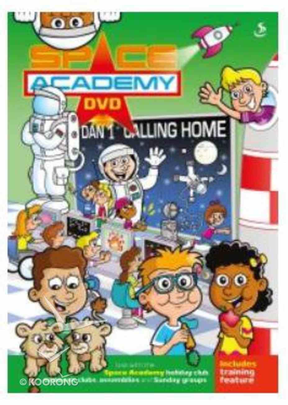 Holiday Club 2013: Space Academy (Dvd) DVD