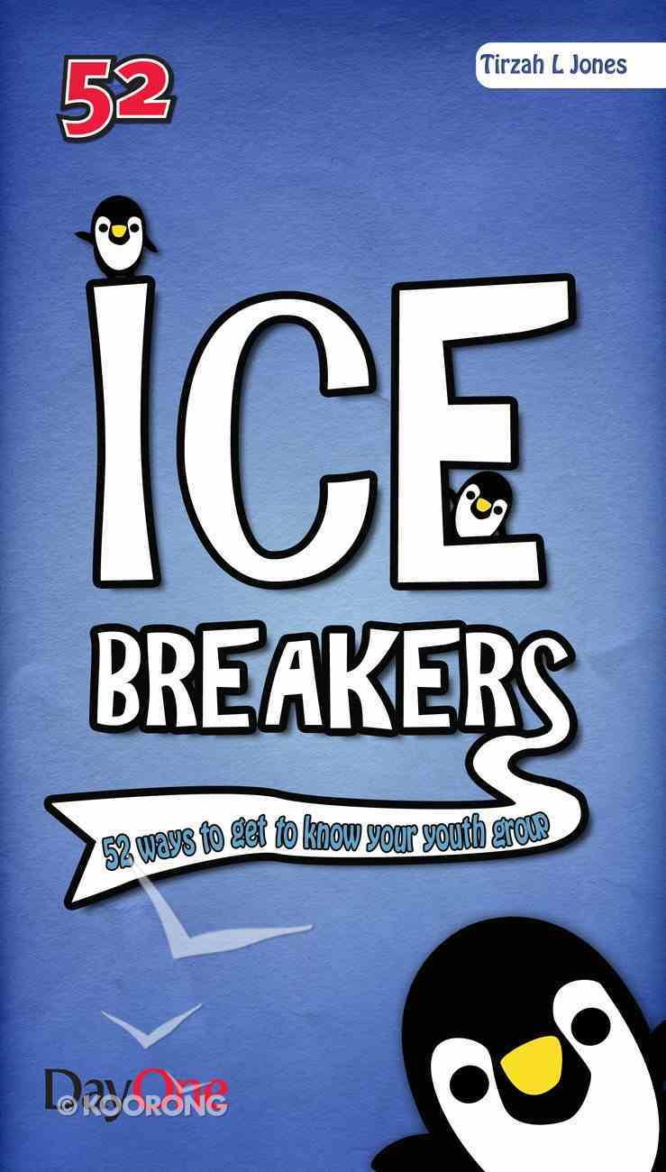52 Ice Breakers Paperback