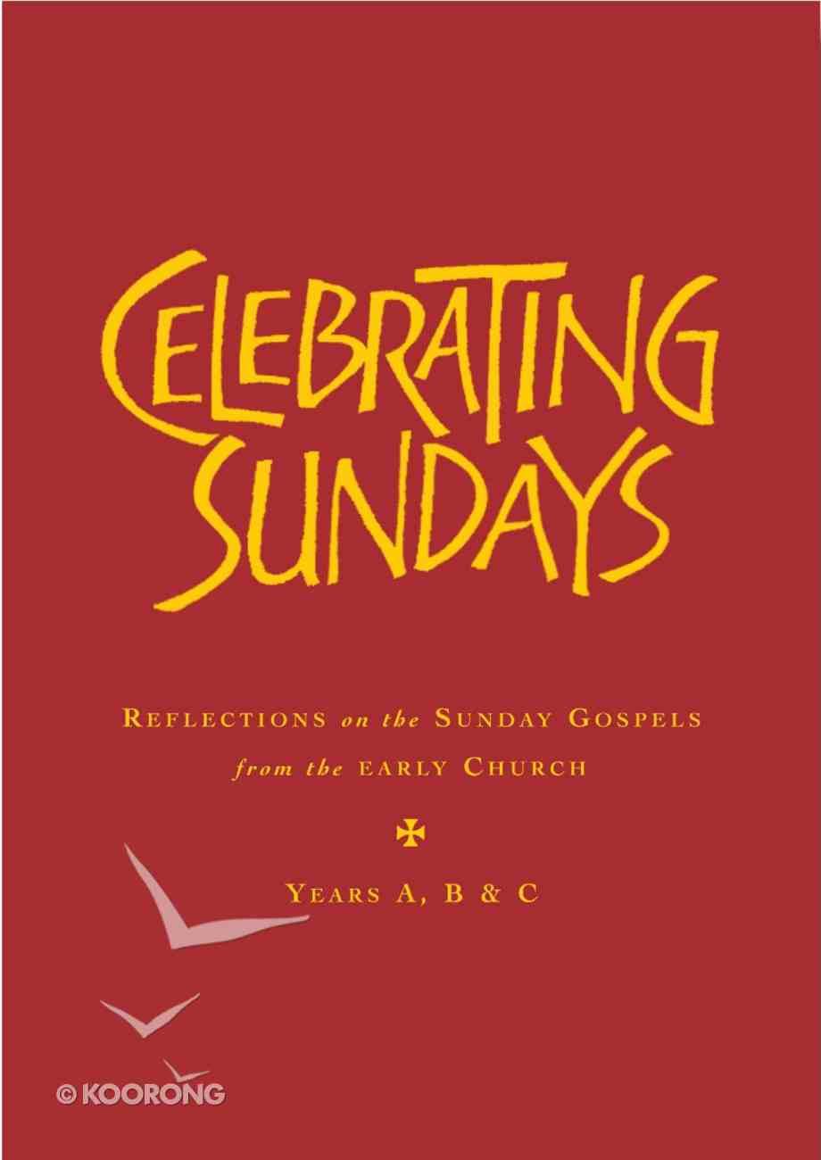 Celebrating Sundays Hardback