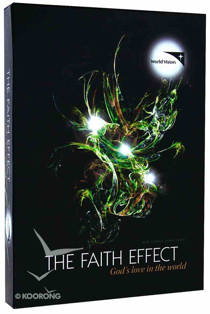 The Faith Effect: God's Love in the World (Leader's Guide + Dvd) DVD