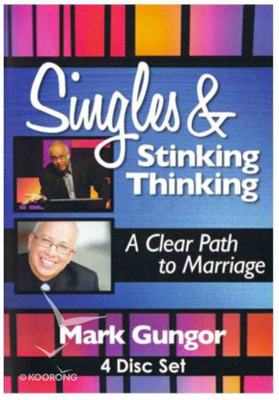 Singles and Stinking Thinking DVD