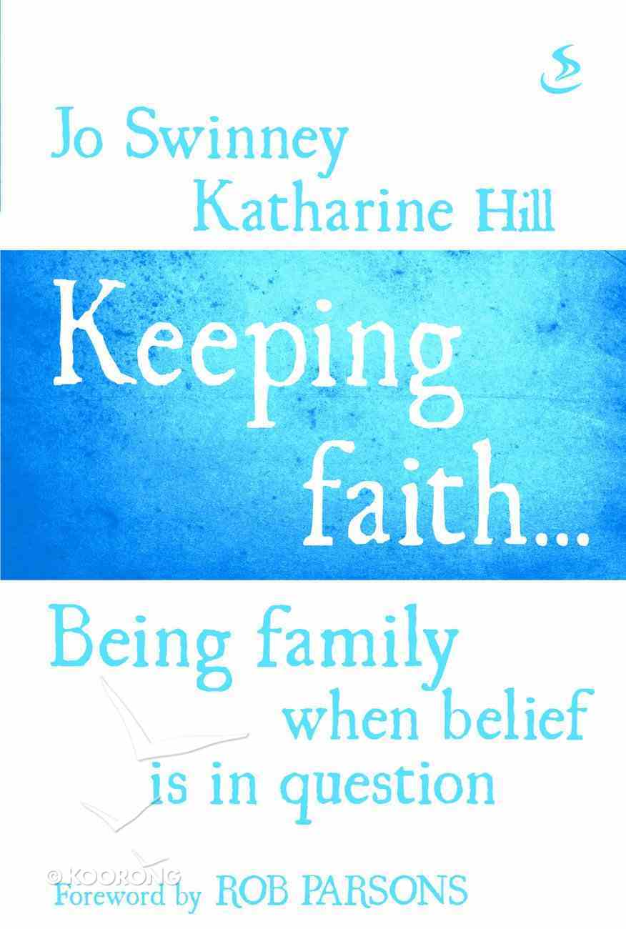 Keeping Faith Paperback