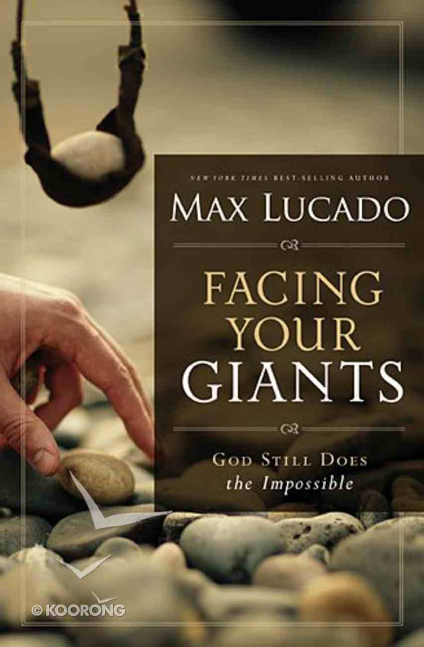 Facing Your Giants (Includes Study Guide) Paperback