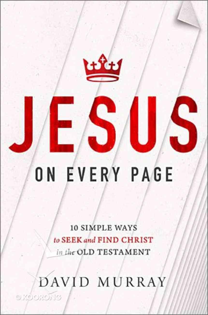 Jesus on Every Page Paperback