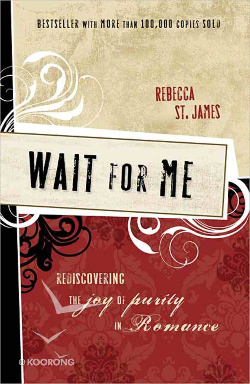 Wait For Me Paperback