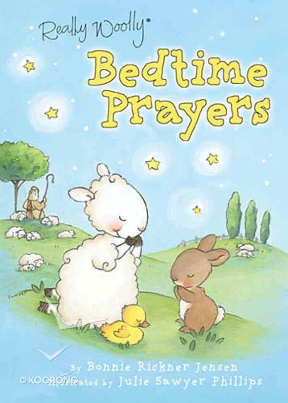Bedtime Prayers (Really Woolly Series) Board Book