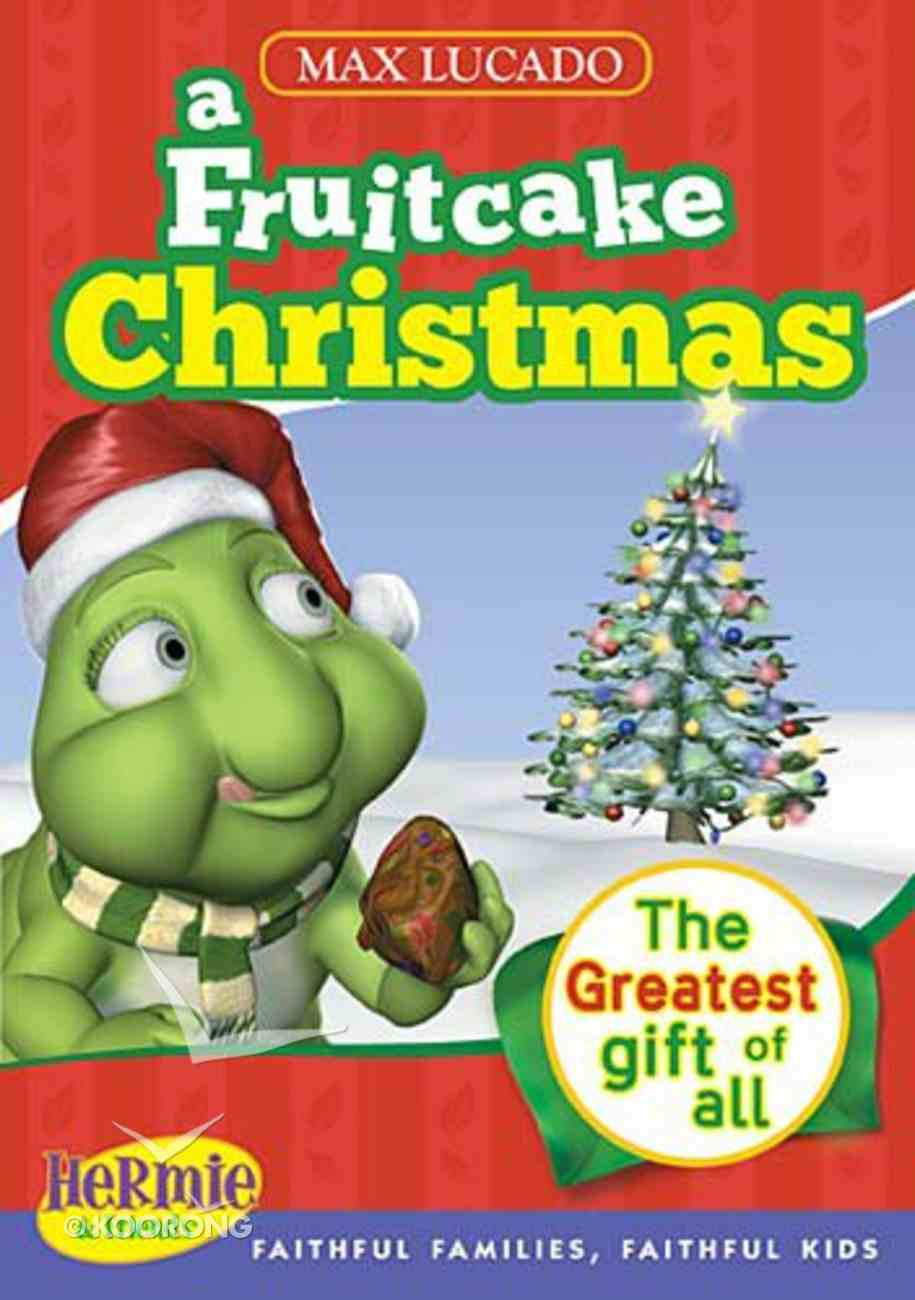 A Fruitcake Christmas (Hermie And Friends Series) DVD