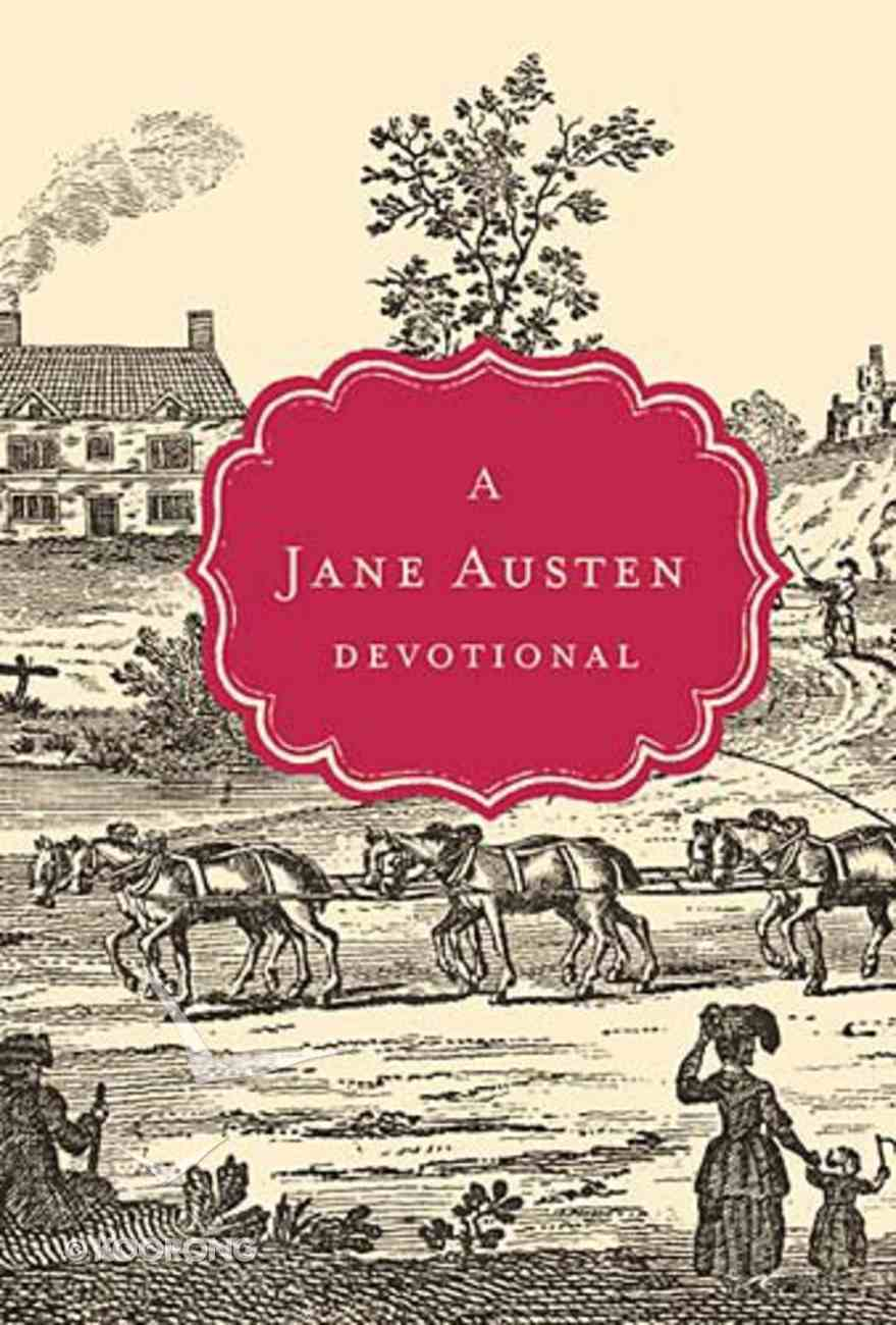 A Jane Austen Devotional Hardback