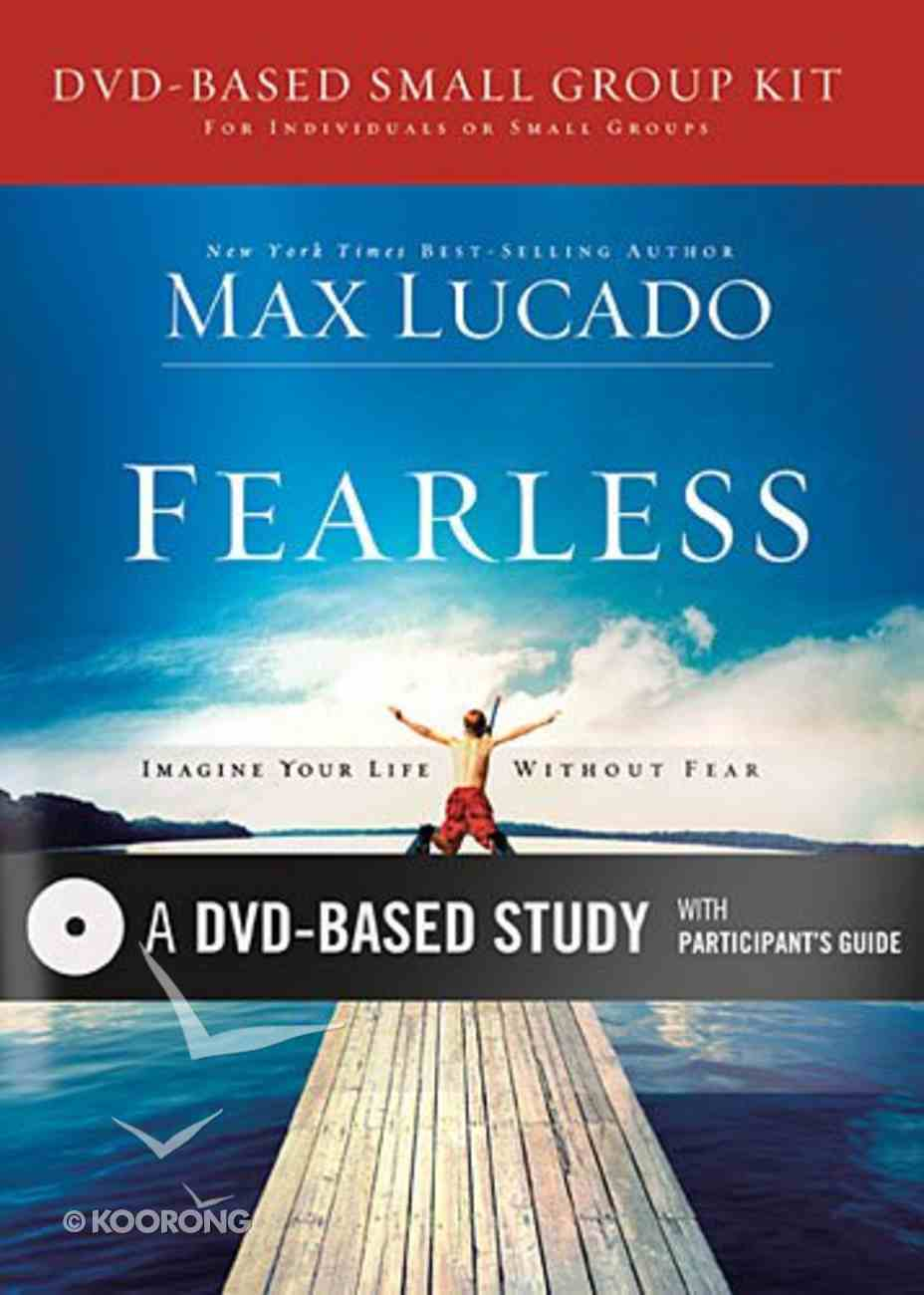 Fearless: DVD & Participant's Guide (Pack) Pack