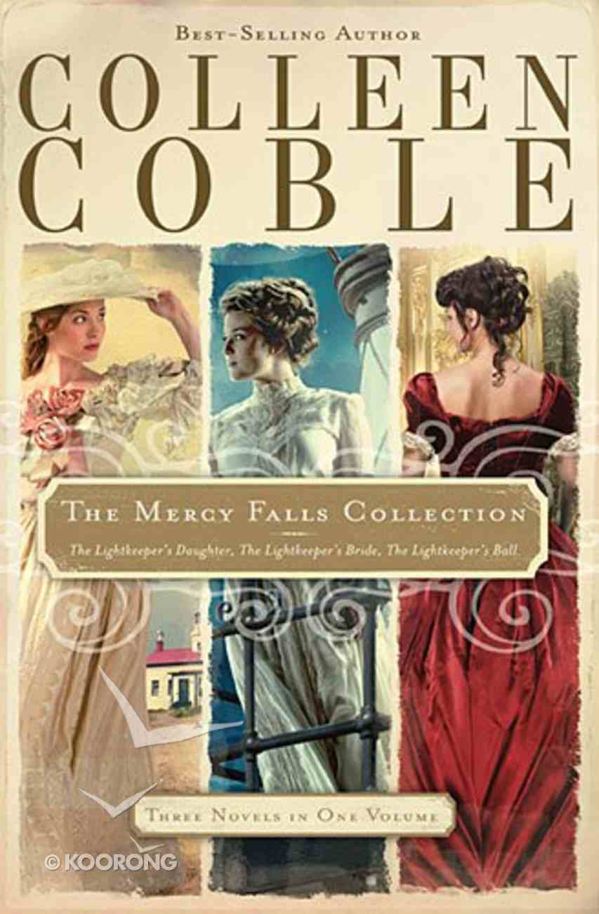 The 3in1: Mercy Falls Collection (A Mercy Falls Novel Series) Paperback