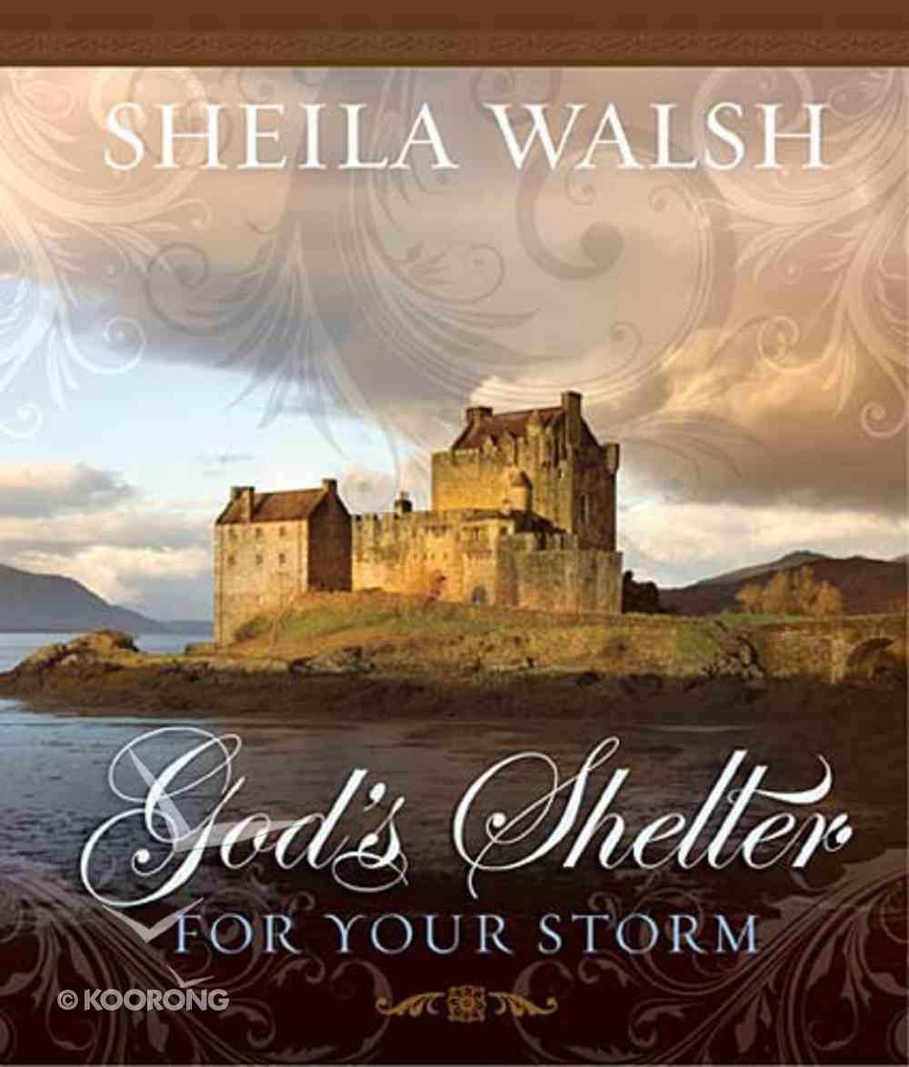 God's Shelter For Your Storm Hardback
