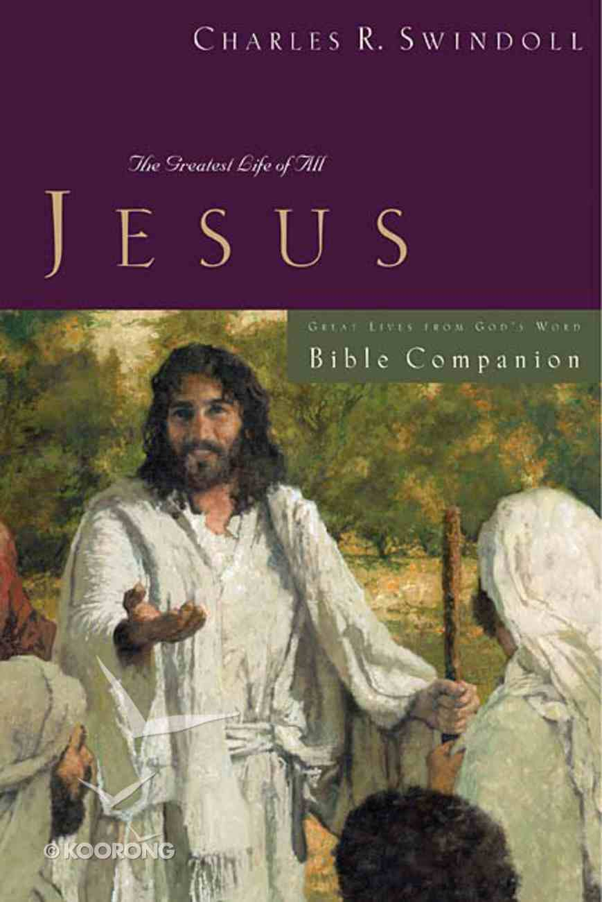 Jesus (Workbook) (Great Lives From God's Word Series) Paperback