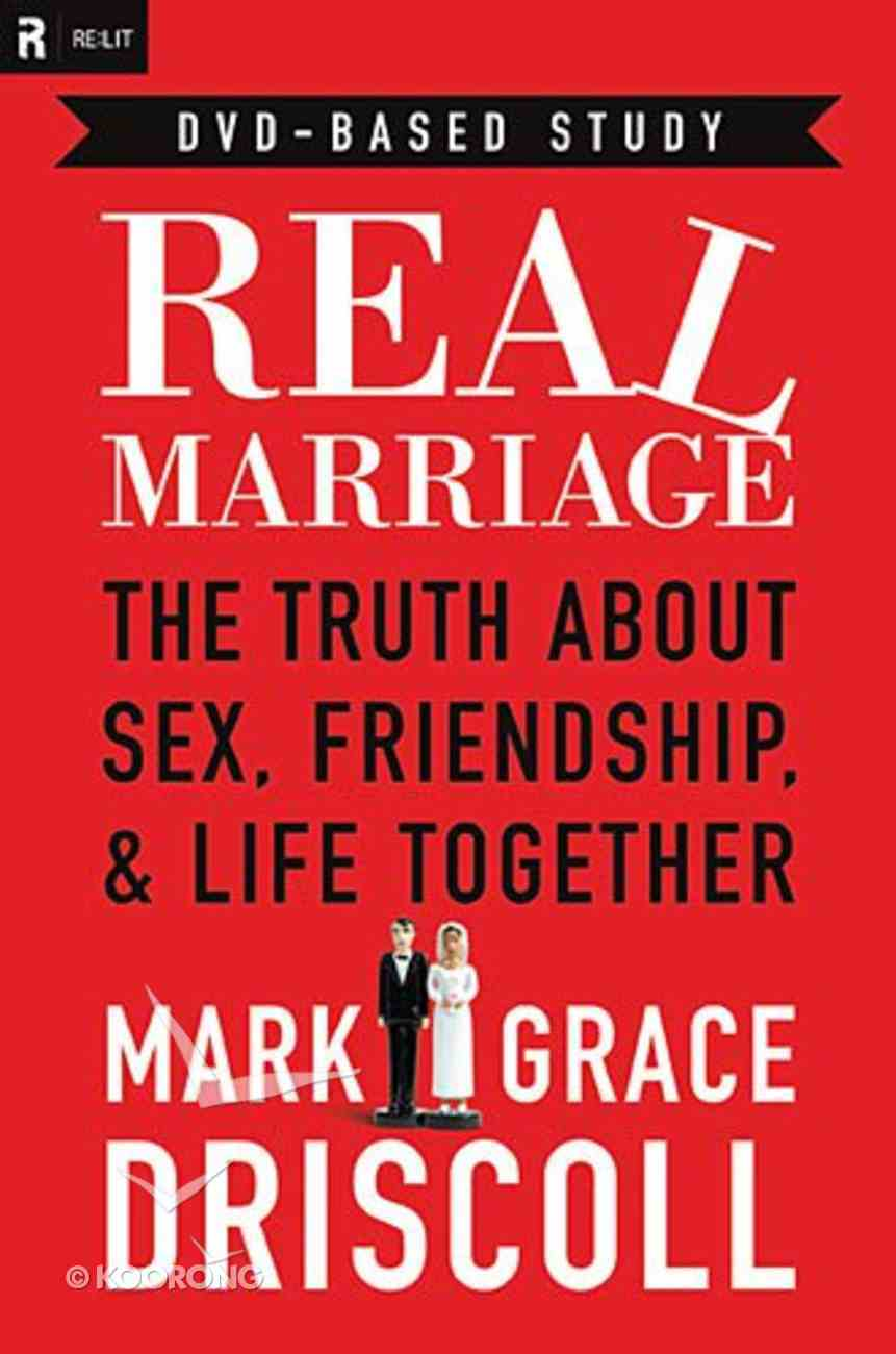Real Marriage (Dvd-based Study) DVD