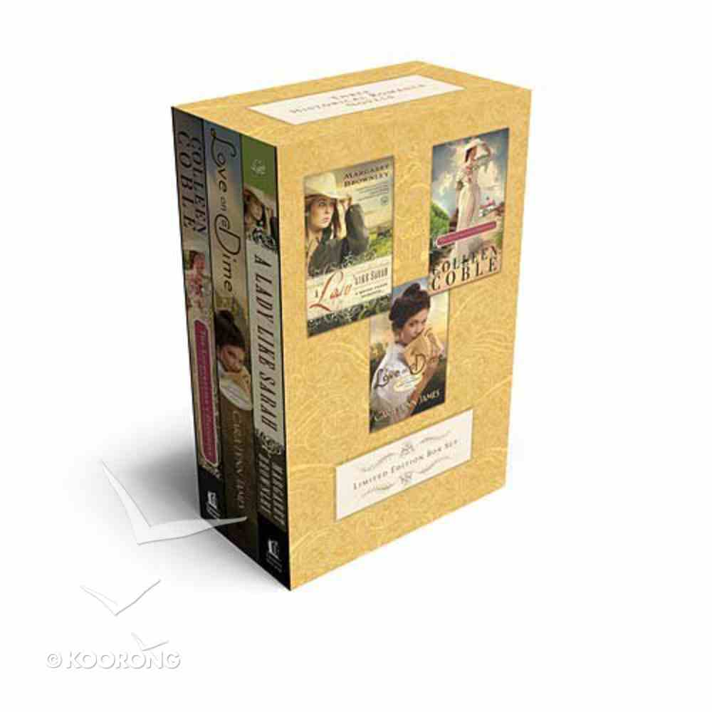 Historical Romance Box Set (X3) Box