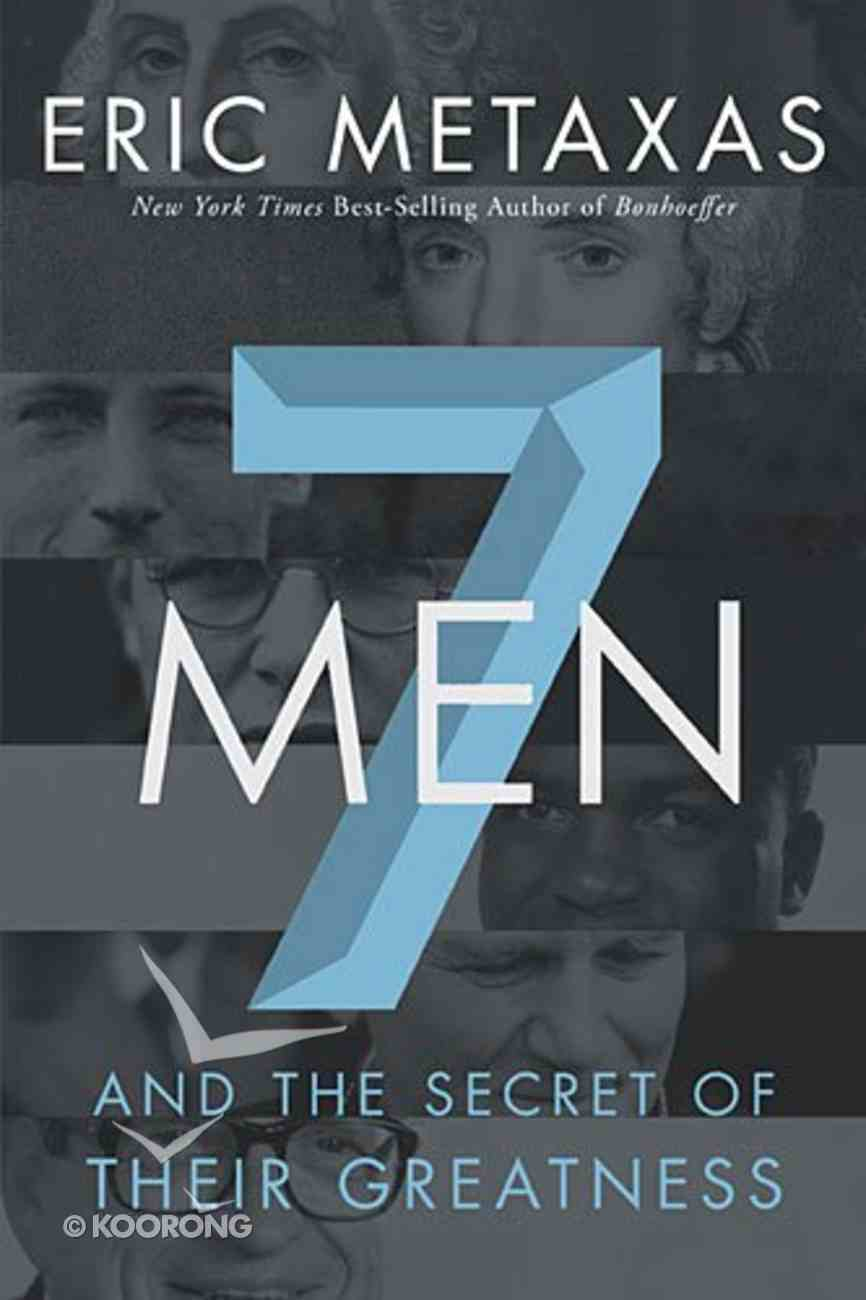 Seven Men Hardback