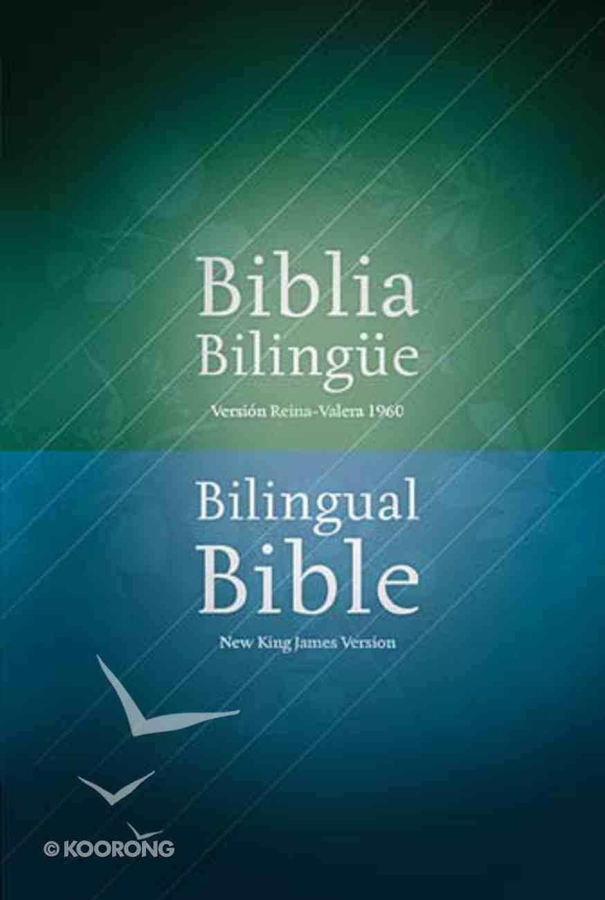 Rvr 1960/Nkjv Bilingual Bible Hardback