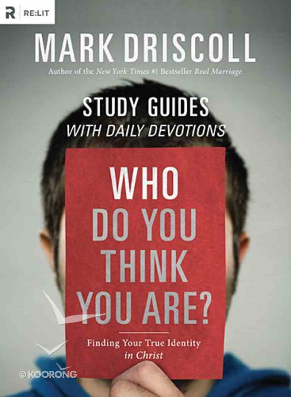 Who Do You Think You Are? (Participant's Guide) Paperback