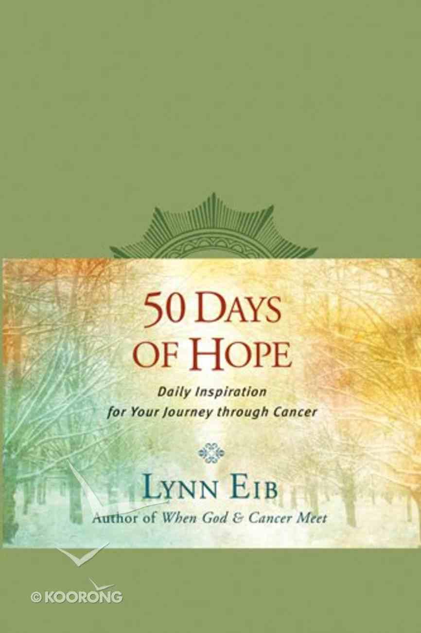 50 Days of Hope Imitation Leather