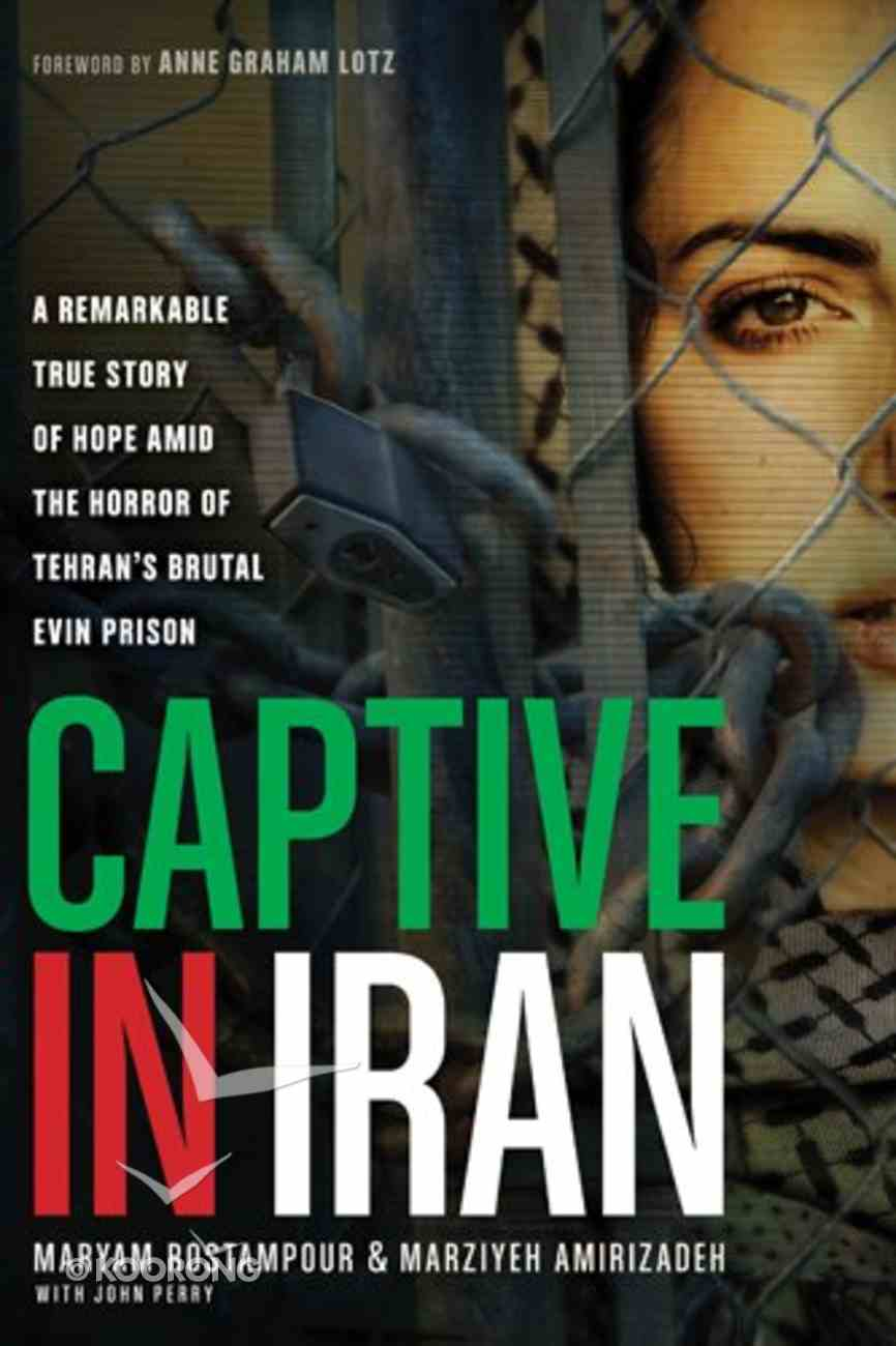 Captive in Iran Hardback