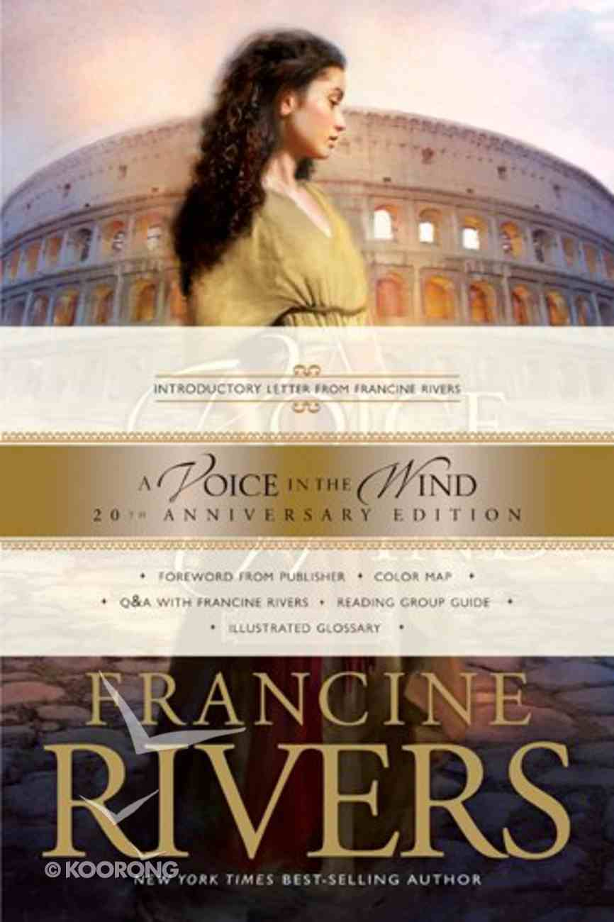 A Voice in the Wind (#01 in Mark Of The Lion Series) Paperback