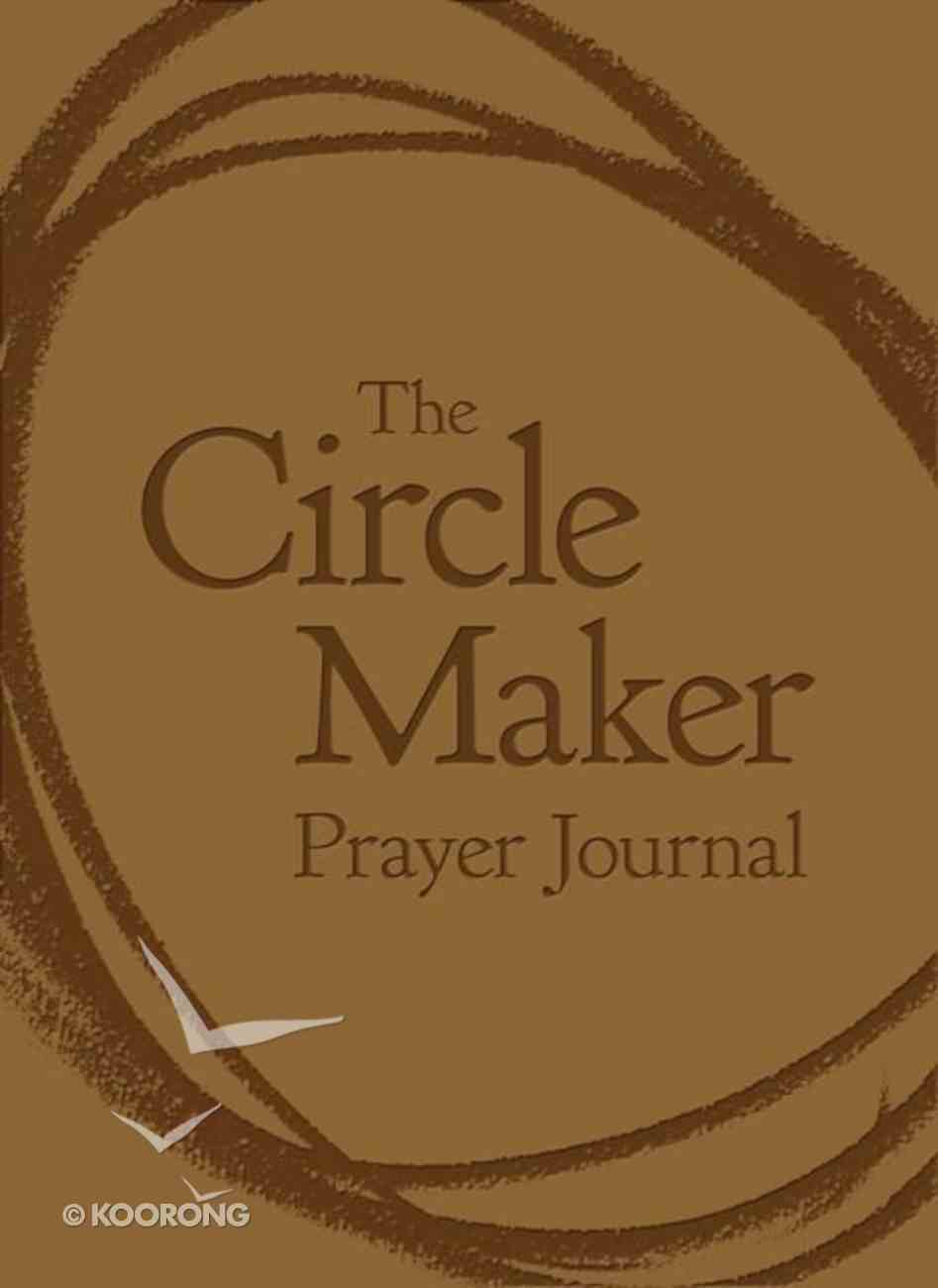 The Circle Maker Prayer Journal Imitation Leather