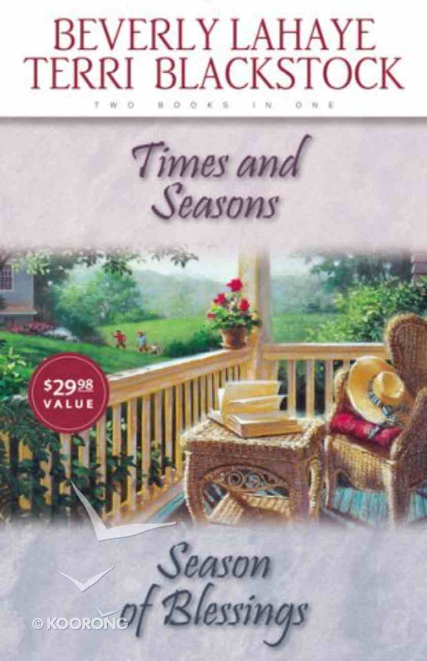 Times and Seasons and Seasons of Blessings (2 In 1) Paperback