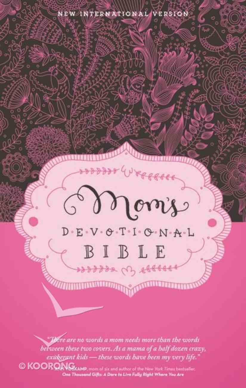 NIV Mom's Devotional Bible (Black Letter Edition) Hardback